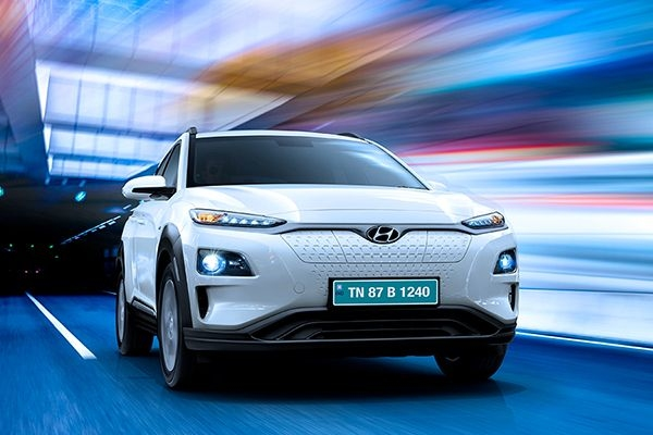 Hyundai Voluntary Recalls Kona EV SUV in India