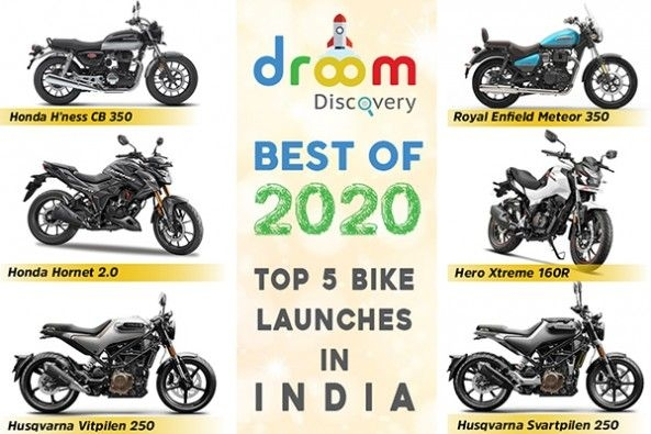Top 5 Bike Launches