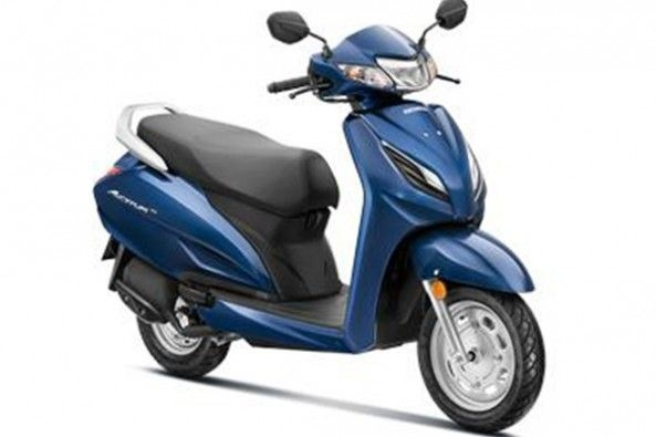 Top Scooters in india