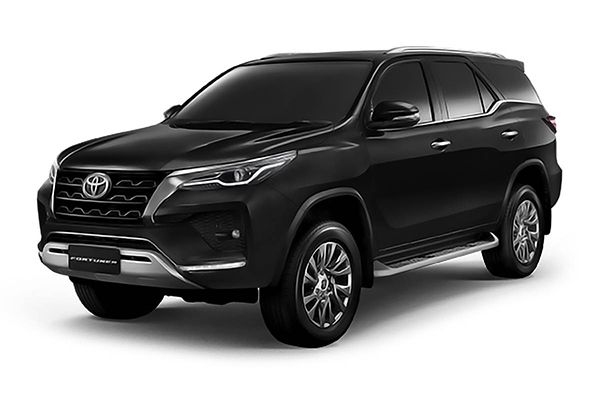 2021 Toyota Fortuner Facelift Variants, Features and Colors Leaked
