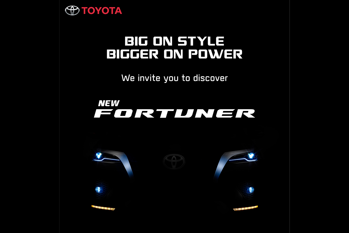 Toyota Fortuner facelift India Launch Tomorrow