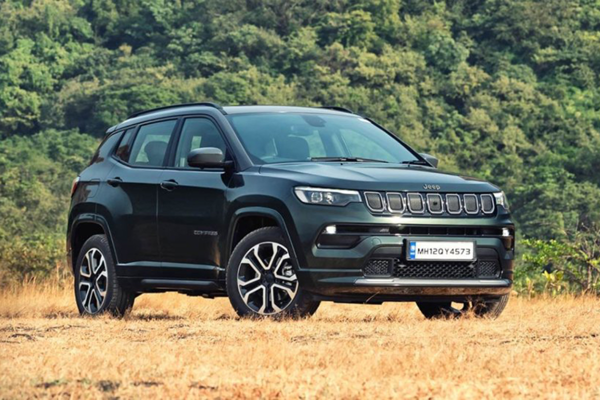 2021 Jeep Compass Facelift Unveiled in India
