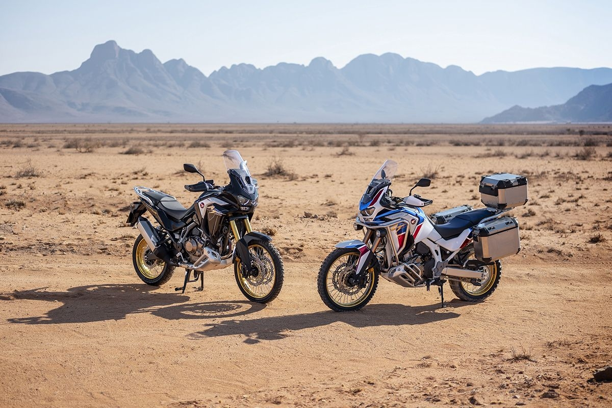 2021 Honda Africa Twin Adventure Sports Launched; Priced at Rs 15.96 Lakhs