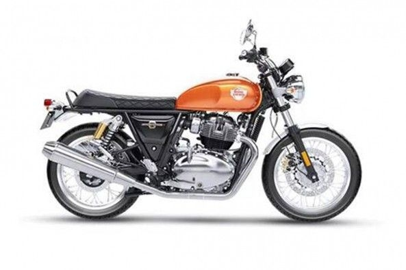 Royal Enfield Continental GT 650 Side