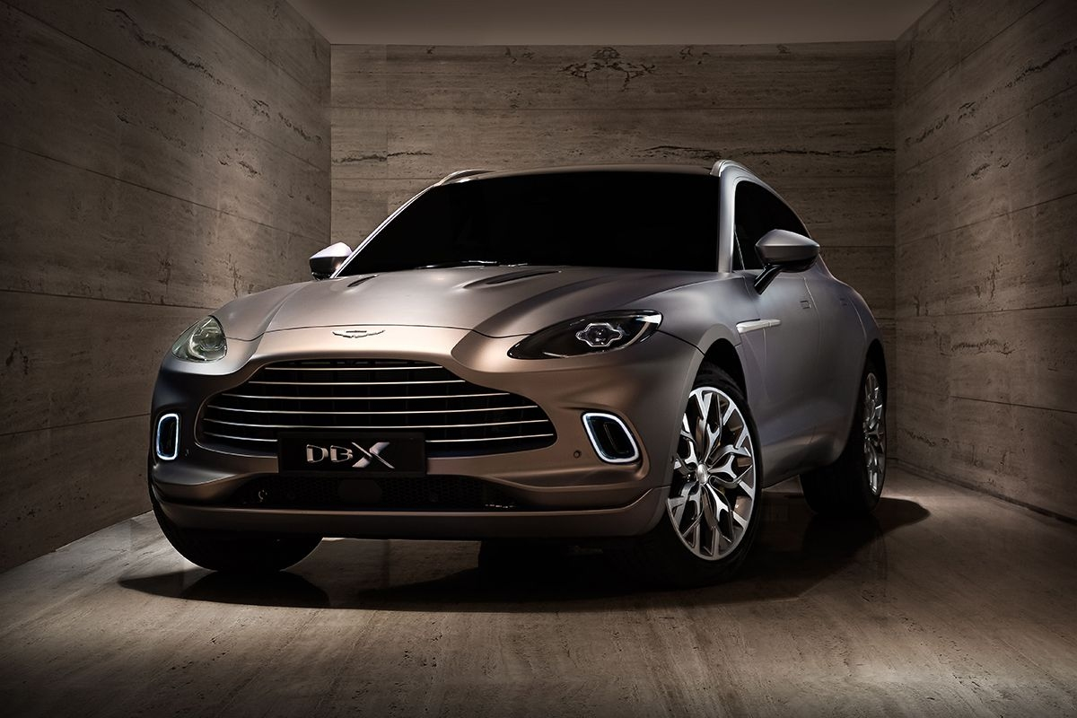 Aston Martin DBX Launched in India; Priced at Rs 3.82 Crores