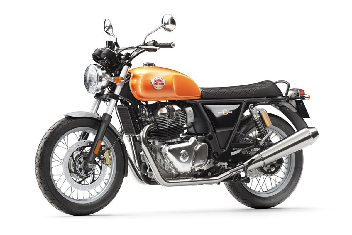 Royal Enfield Interceptor 650 to Ride on CEAT Zoom Cruz Tyres