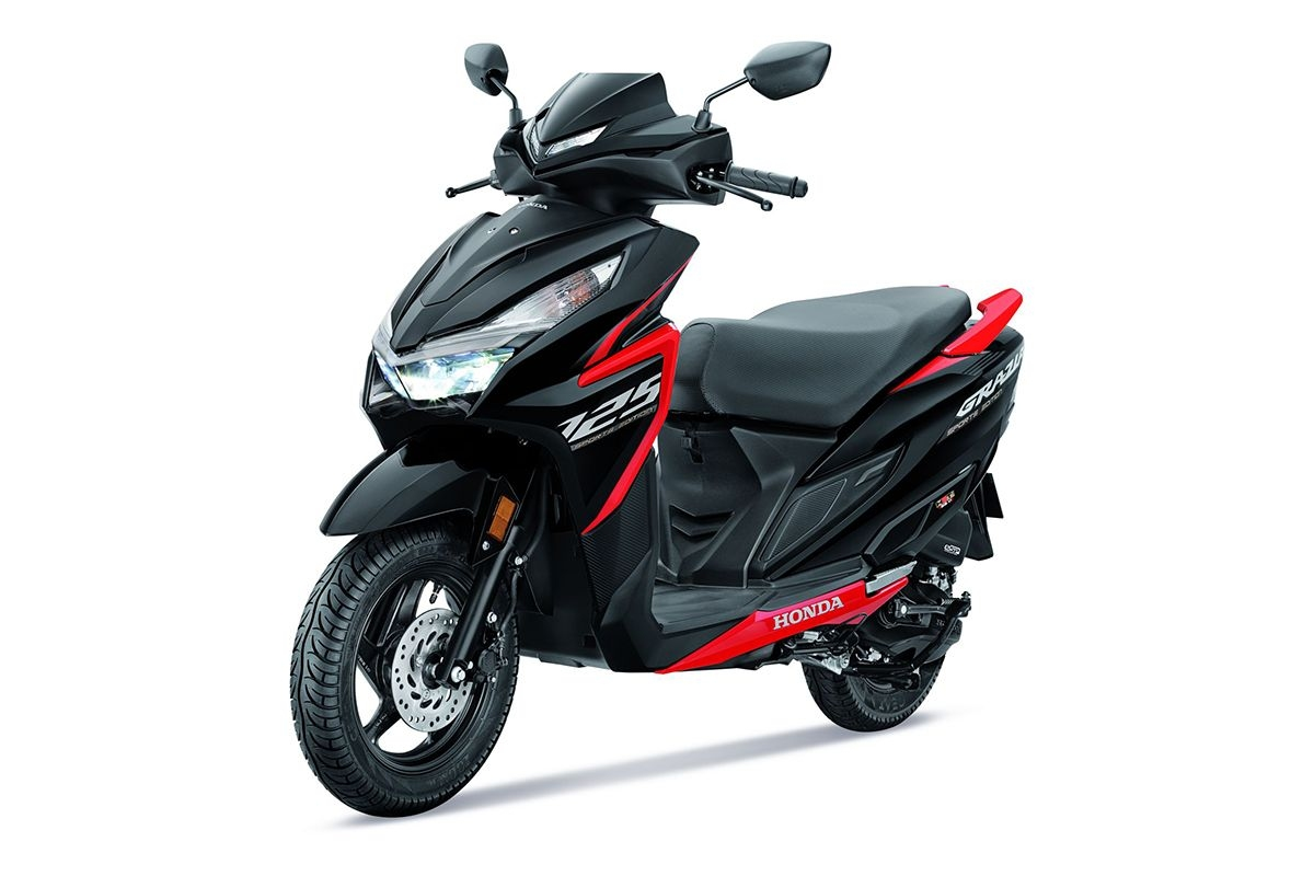 Honda Grazia Sports Edition Priced at Rs 82,564 in India