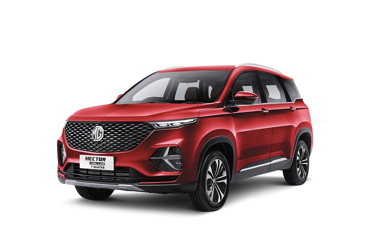 2021 MG Hector Plus 7-Seater Select Variant is Priced at Rs 18.32 Lakhs in India