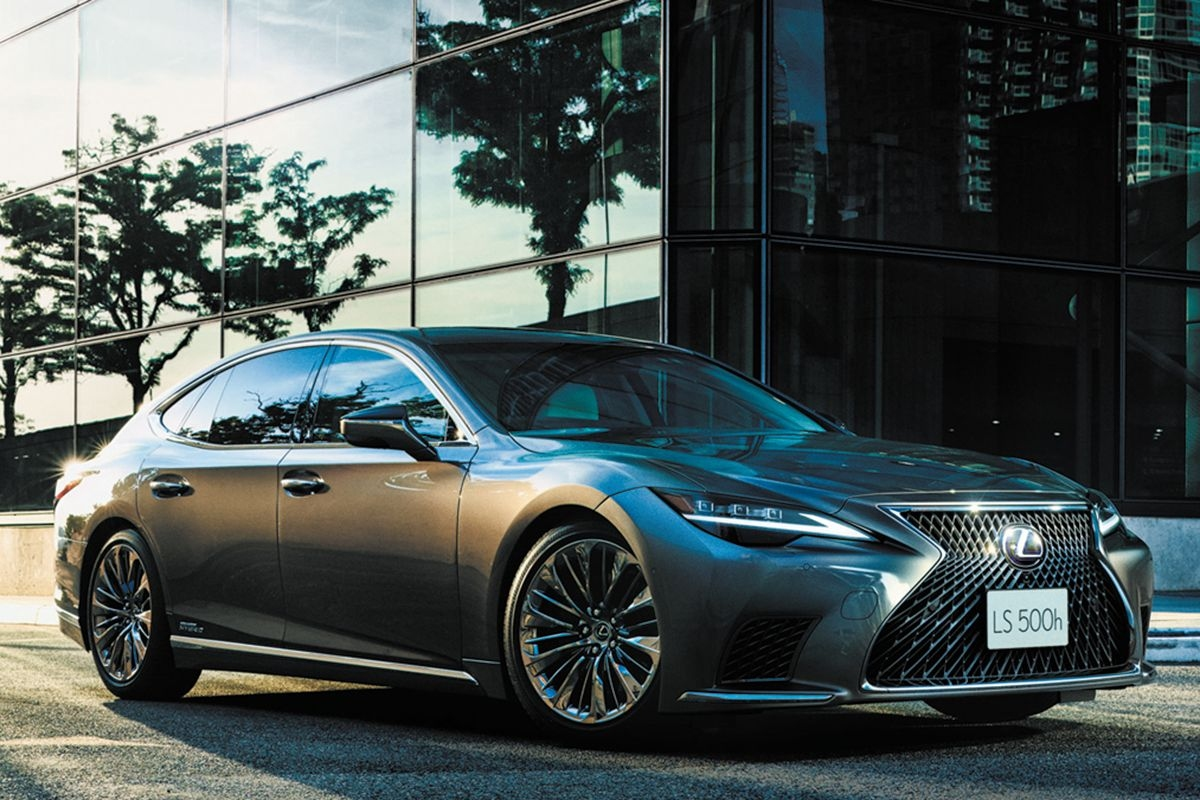 Lexus LS 500h Nishijin Variant Launched at Rs 2.22 crore in India
