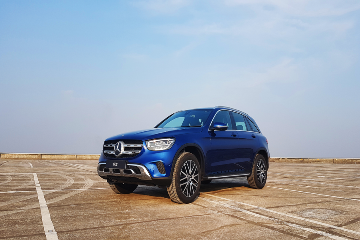 2021 Mercedes Benz GLC Launch Price is Rs 57.40 Lakhs