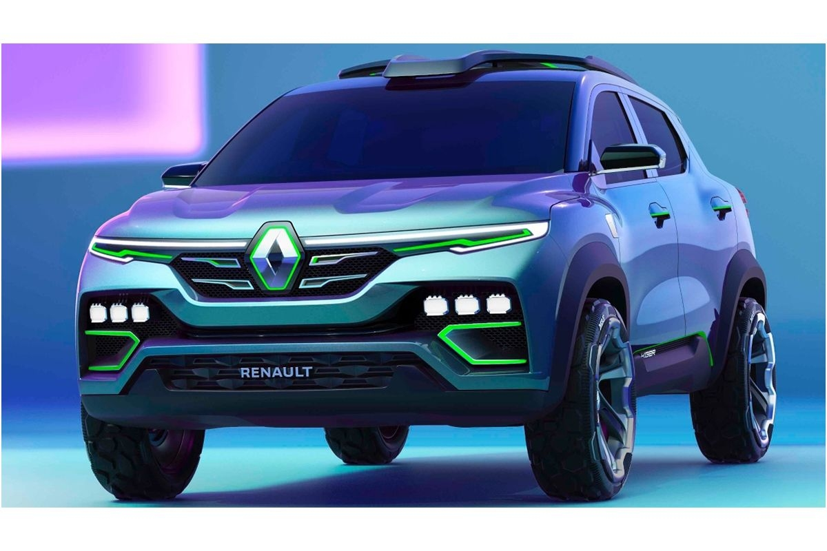 Renault Kiger Teased Prior to Global Reveal on January 28, 2021