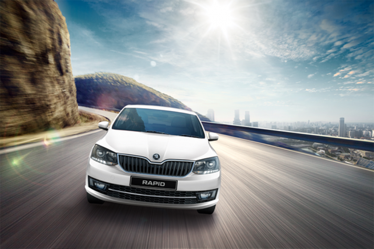 2021 Skoda Rapid Rider Variant Priced at Rs 7.79 Lakh in India