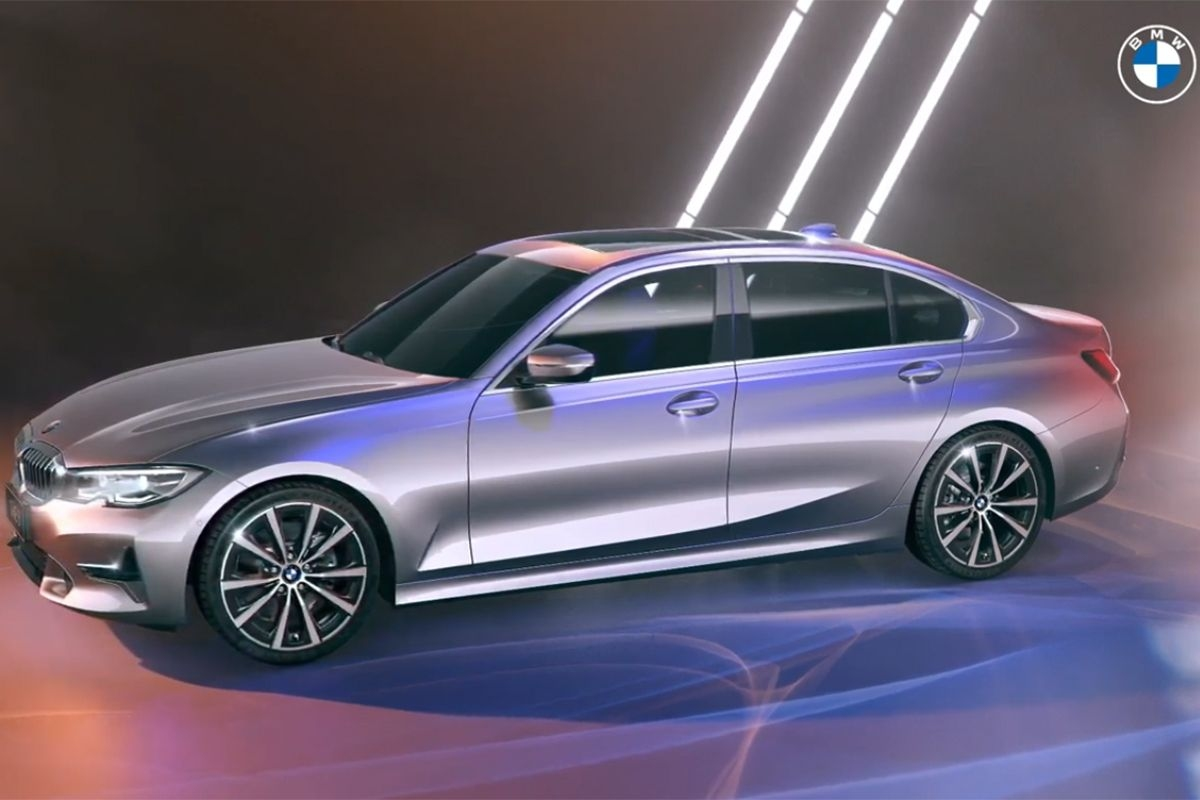 BMW 3 Series Gran Limousine launched at Rs 51.50 Lakhs in India