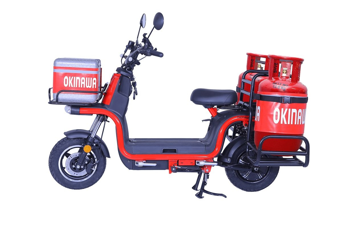 Okinawa Dual Electric Scooter Launched at Rs 58,998 in India