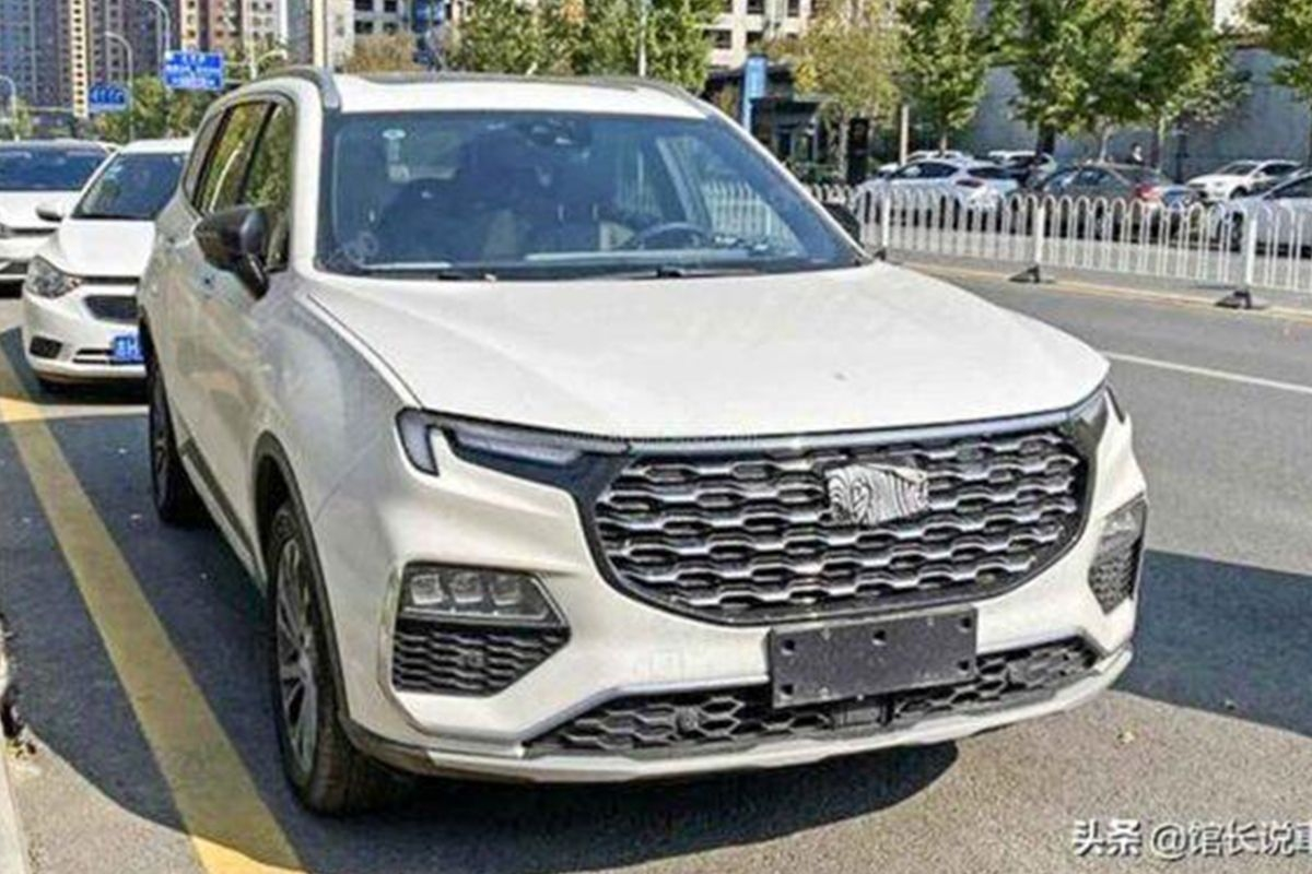 2021 Ford Equator Spied