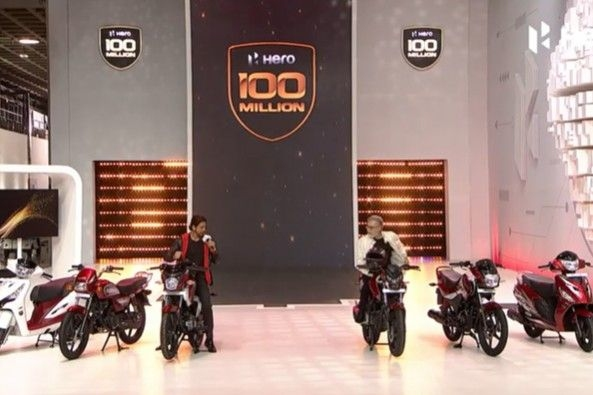 Xtreme 160R With SRK