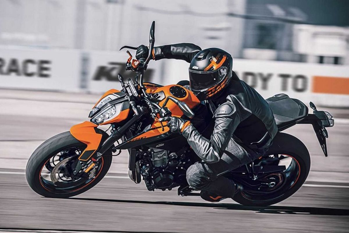 2021 KTM 890 Duke Globally Unveiled