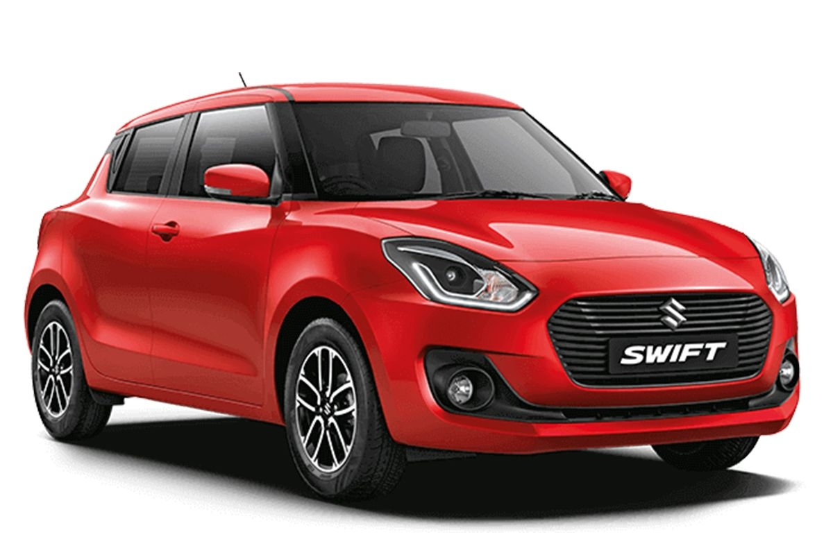 Maruti Suzuki Swift Maintains its Top Spot in the Indian Market