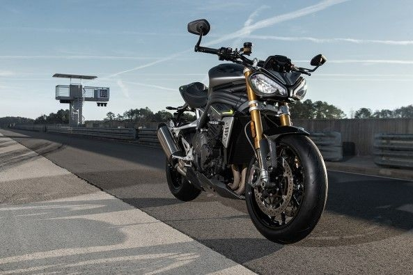 Triumph Speed Triple 1200 RS Frnt