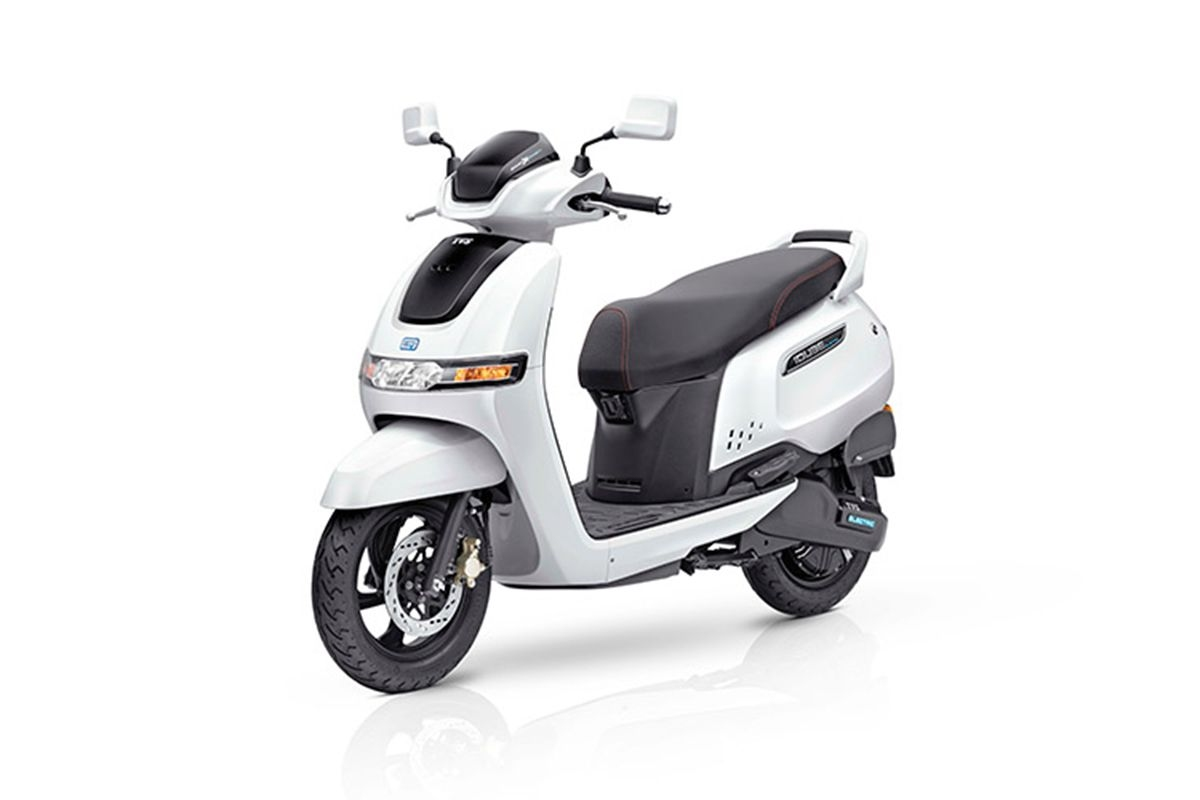 TVS iQube Electric Scooter Launched in Delhi