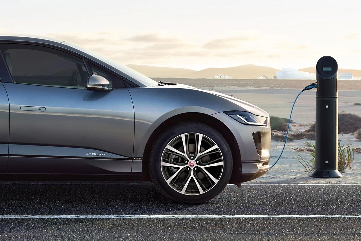 Jaguar I-PACE Electric SUV India Launch on March 9, 2021