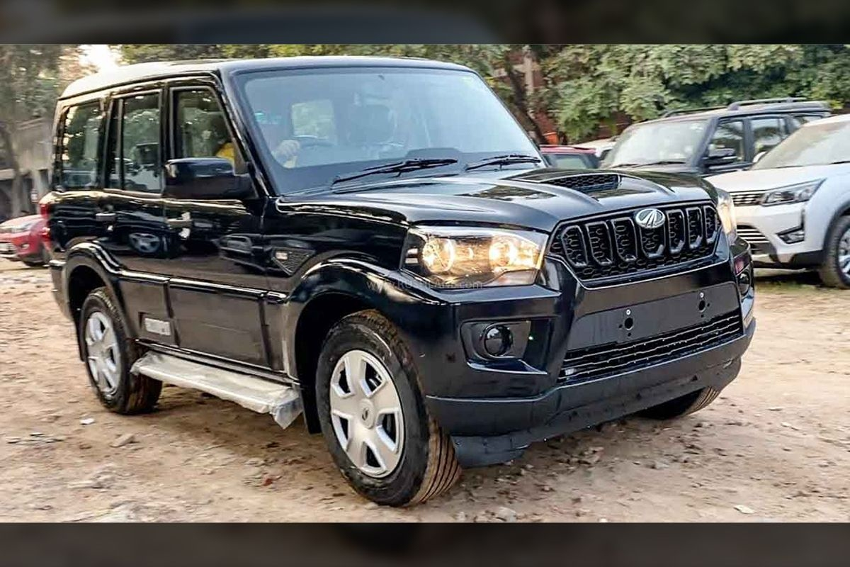 Mahindra Scorpio S3+ Launched at Rs 11.99 Lakhs