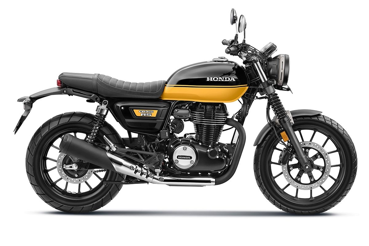 Honda CB350 RS Launched at Rs 1.96 Lakhs