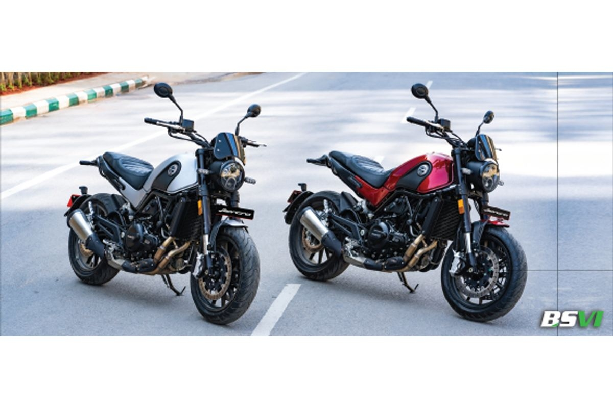Benelli Leoncino 500 BS6 Launched at Rs 4.60 Lakh