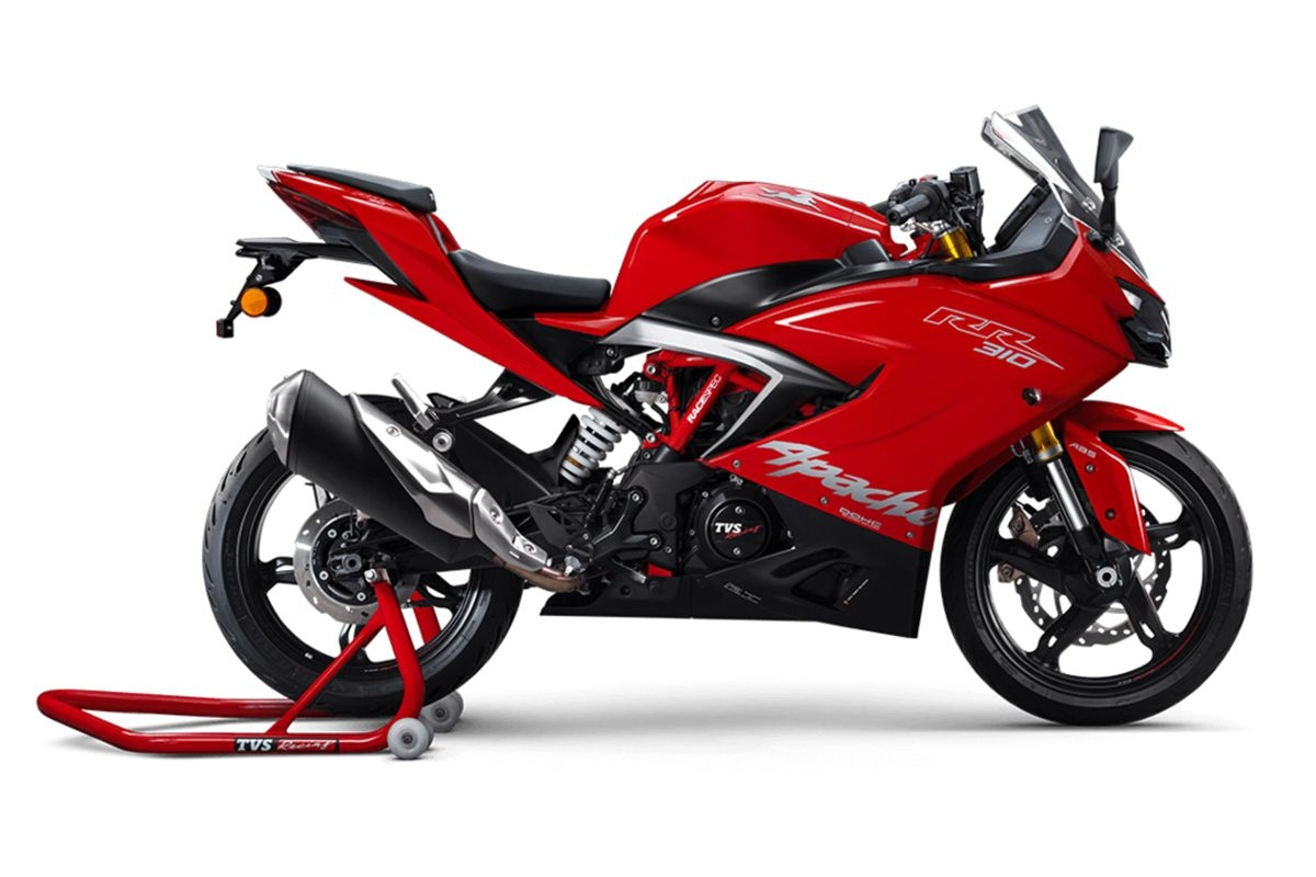 TVS Apache RR310 Price Increased by Rs 2000