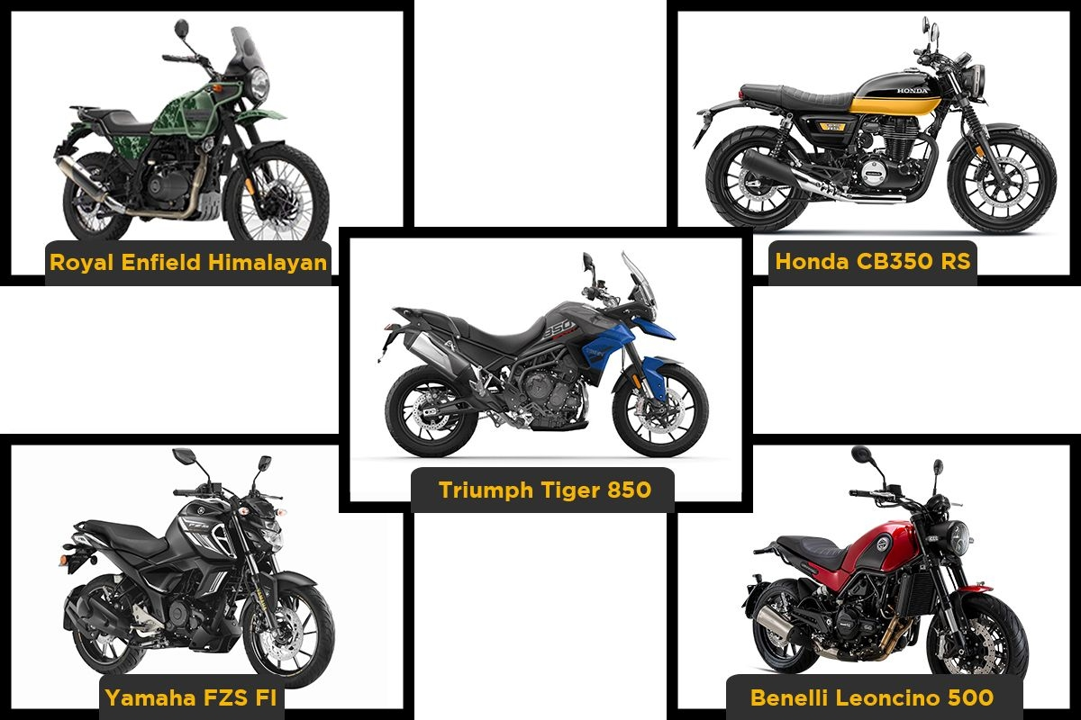 Top 5 Bikes Launched in 2021 (till date) in India