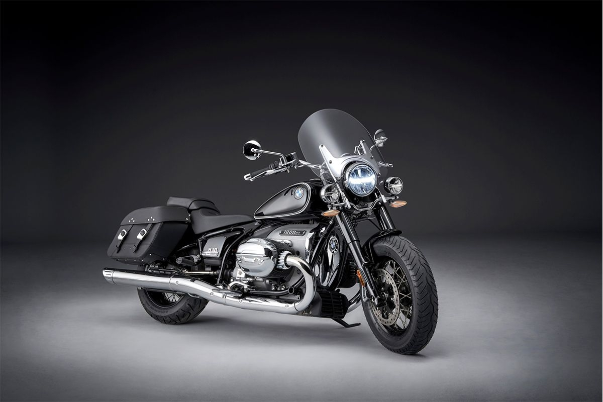 BMW R18 Classic Launched at Rs 24 Lakhs in India