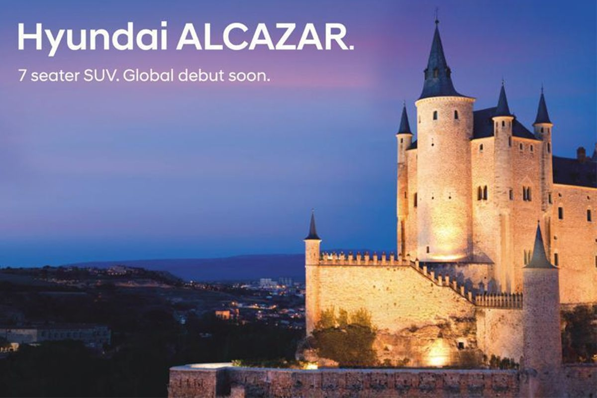 Upcoming Hyundai 7-Seater SUV Named as Alcazar