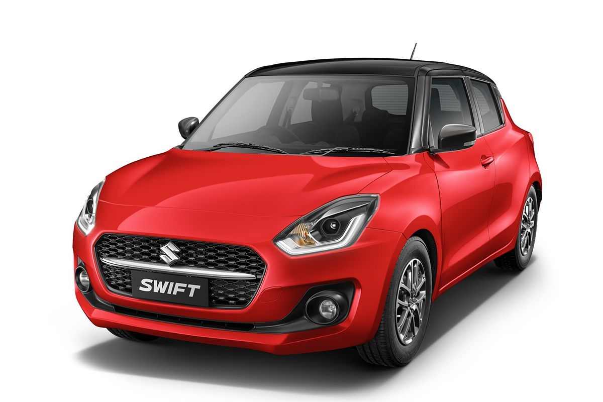 2021 Maruti Swift Facelift Launched at Rs 5.73 Lakh