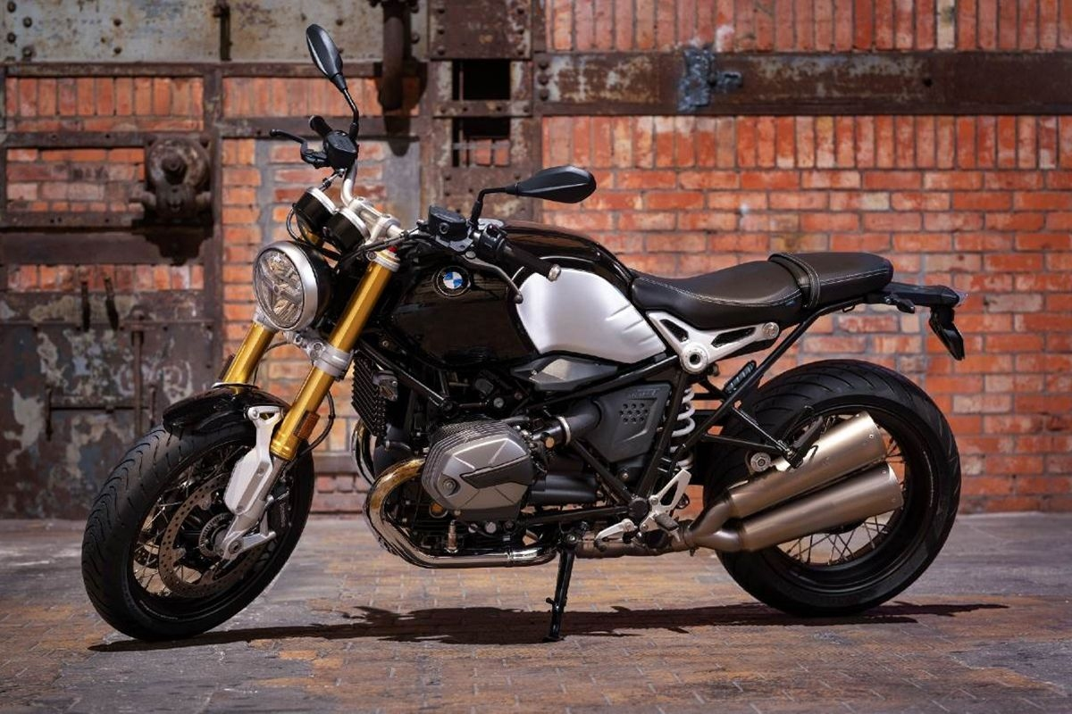 BMW R nineT and R nineT Scrambler Launched in India