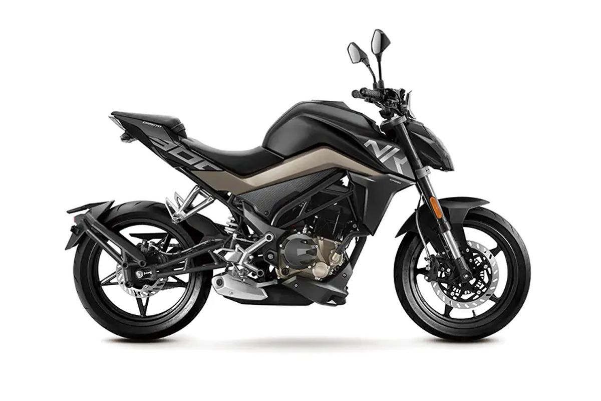 BS6 CFMoto 300NK Launched at Rs 2.29 Lakhs