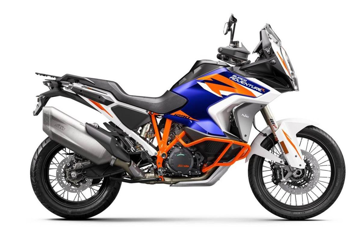 2021 KTM 1290 Super Adventure R Unveiled