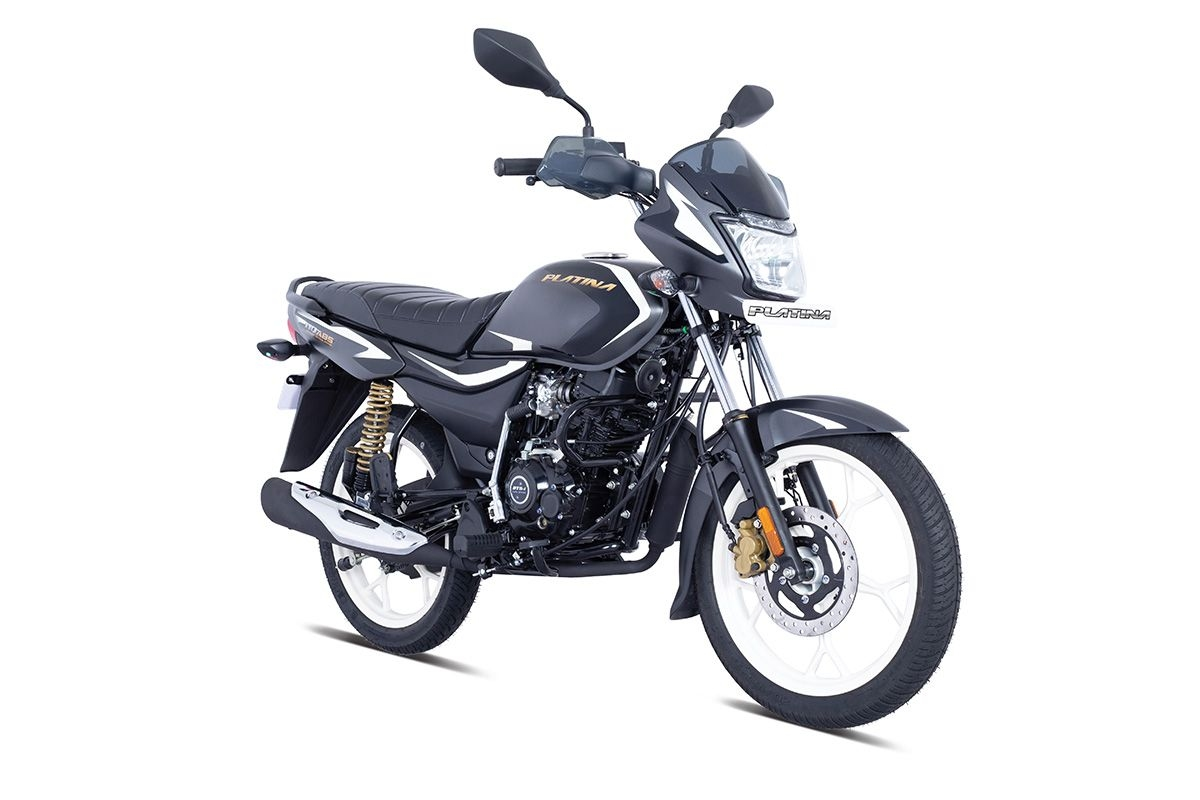 Bajaj Platina 110 ABS Launched at Rs 65,926; Segment First Feature