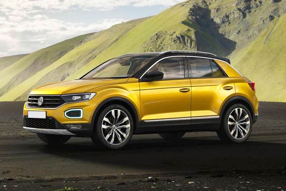 2021 Volkswagen T-Roc Price Starts at Rs 21.35 Lakhs