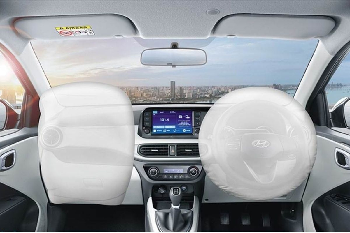 Dual Front Airbags Mandatory from April in Cars in India