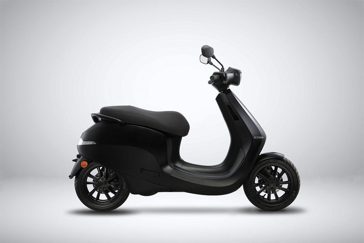 Ola Electric Scooter Images Revealed