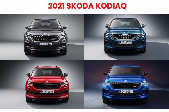 Skoda Kodiaq Globally Unveiled