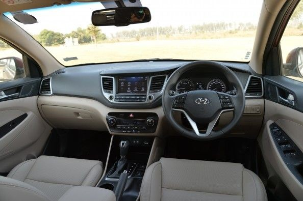The Tucson is one if the best driving Hyundais