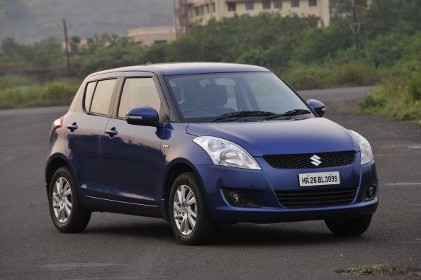 The present version of the Swift is bigger and more spacious than the older car that was launched in 2005.
