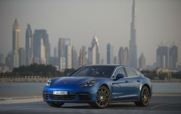 The Panamera is finally the four-door 911 it was supposed to be.