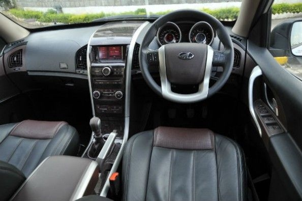 Nicely styled interior, but quality, fit and finish isn't the best around.