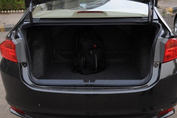 510-litre boot is biggest in class.