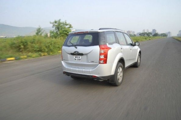 The XUV500 is pretty fuel efficient, returning 10.2kpl in the city and 14.3kpl on the highway.