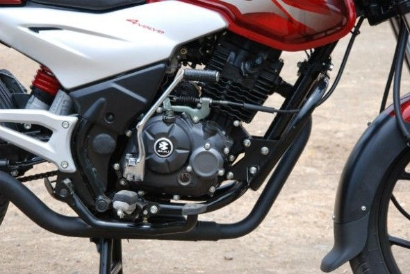 The engine offers a good spread of puling power for good rideability.