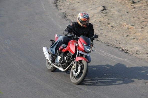 With a 0-60kph time of 3.77sec, this is one quick bike.