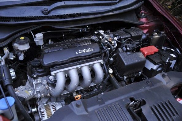 The 1.5-litre petrol engime makes a healthy 118hp.